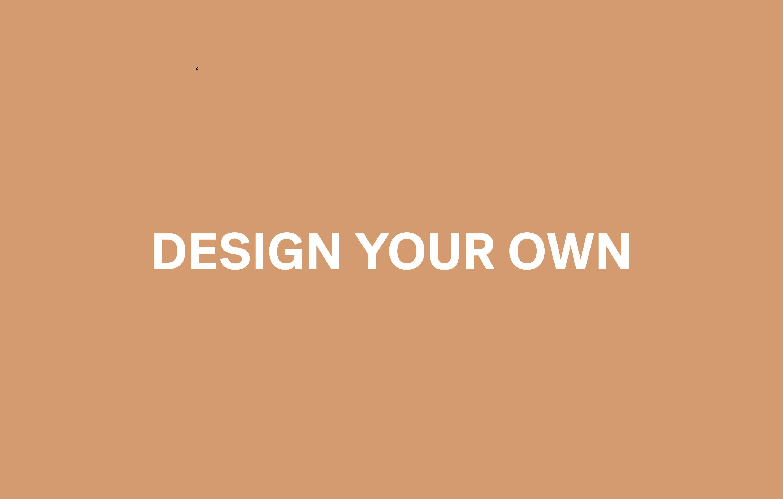 Design your own Haga