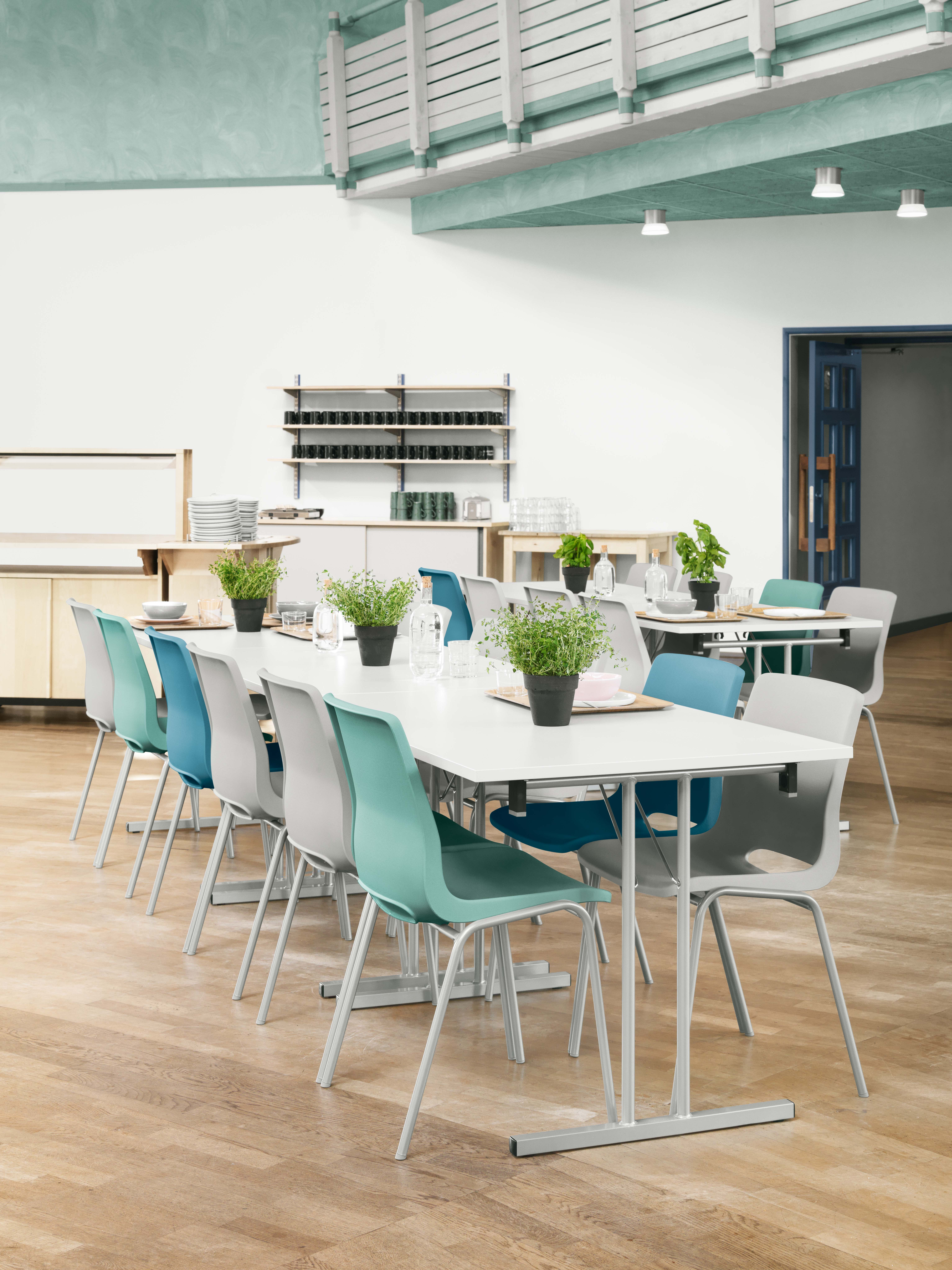 RBM Ana seating for cafes and canteens in educational spaces