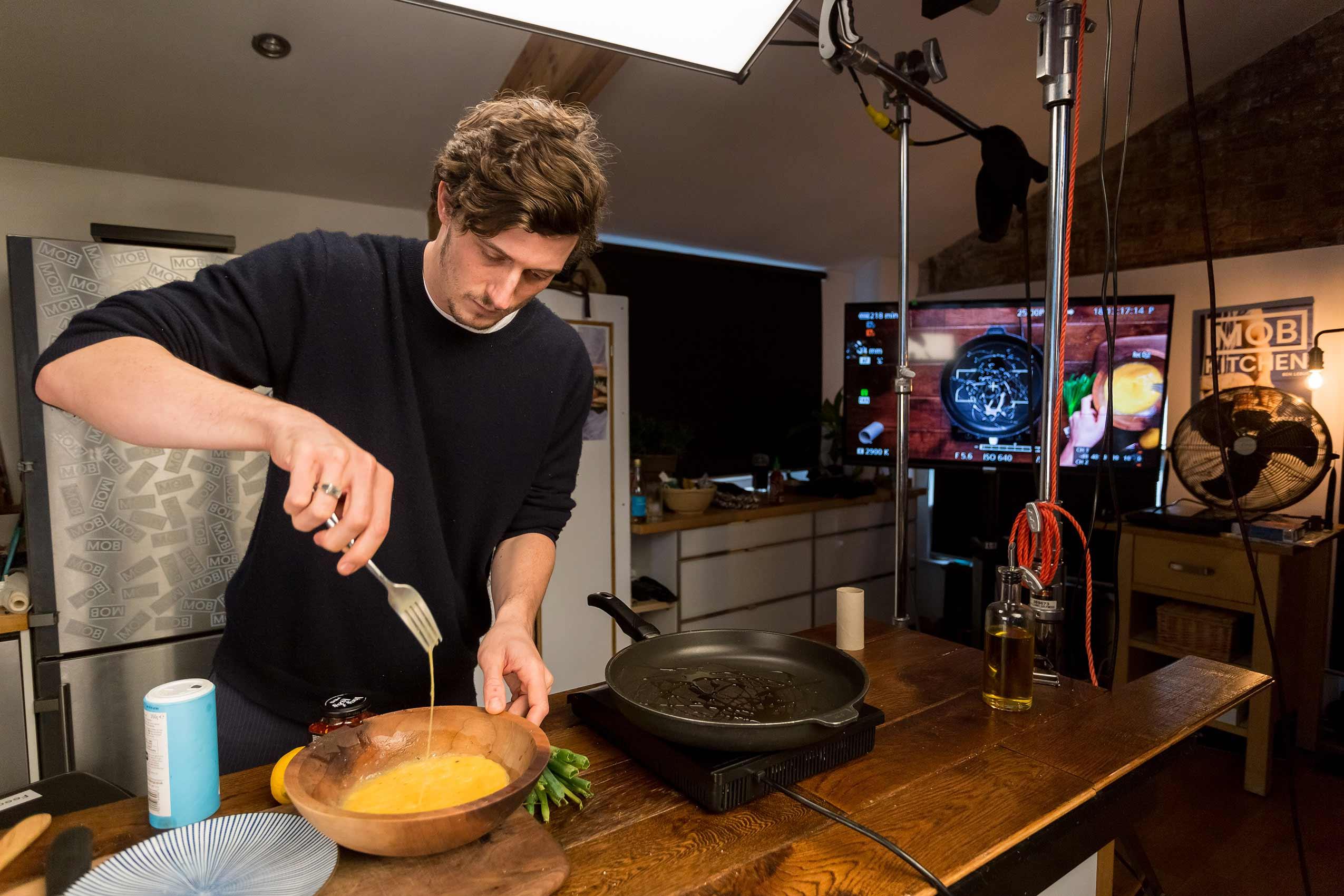 mob kitchen ben lebus cooking in london workshop
